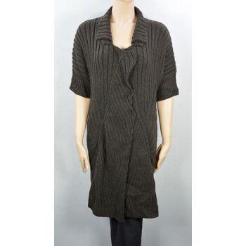 purchase cheap 63a93 793b0 Sandwich Damen Strickjacke Gr.L Kurzarm gestrickte Damen Jacke Jacken 1-1428