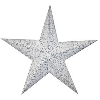 Weihnachtsstern 60cm Papier-Stern Weihnachtsdeko Muenchen