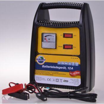 12-36196, Premium Batterieladegerät 6 & 12 Volt