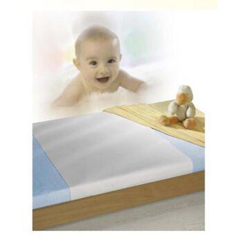 Betteinlagen wasserdicht weiß 70x140 cm