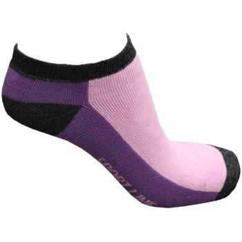 3 Paar Sport Socken Sneaker Kinder Bunt Strümpfe Baumwolle, 3 Paar