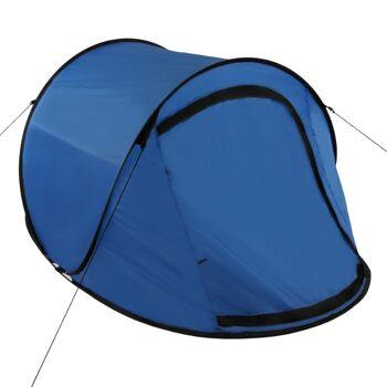 Pop Up Zelt Wurfzelt Festivalzelt Campingzelt Spielzelt für 2 Personen in verschiedenen Farben