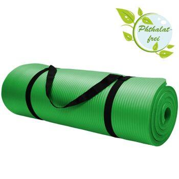 Yoga Matte Turnmatte Gymnastikmatte Pilates Yogamatte Fitness Sportmatte
