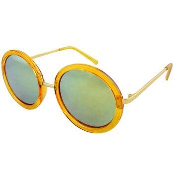 Sonnenbrille verspiegelt, UV400