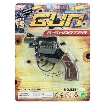 27-60367, Pistole 8 Schuss, für 8 Schuss Ring Munition