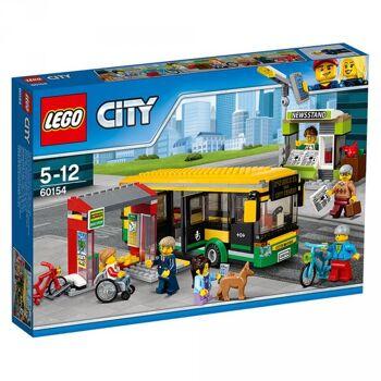 LEGO® City Busbahnhof