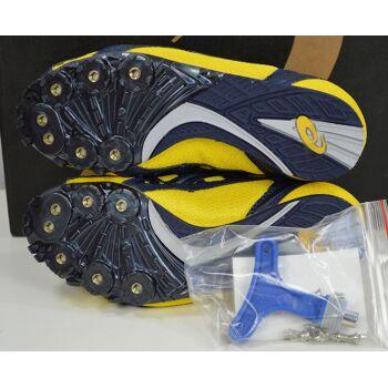 Asics Hyperendurance Junior Fußballschuhe Laufschuhe Gr.35 Schuhe 49061705