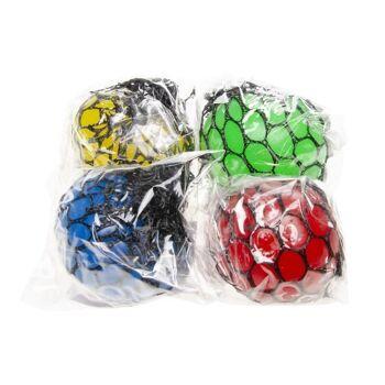 Knautschball zum Quetschen und Kneten, Knetball, Quetschball
