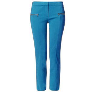 Marisota & Wardrobe essentials blaue damen Hose