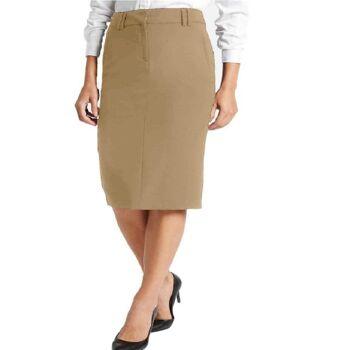 WOW! Plus Größe damen Kleidung braune Röcke