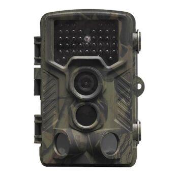 Denver WCT-8010 Wildkamera mit Farbdisplay Bewegungssensor 12MP Tier Wild Überwachungskamera Futterkamera Wildtier Überwachung Cam Nachtsich