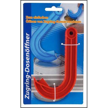 12-1102639, Zugring-Dosenöffner, für Konservendosen mit Zugring, auch für Fischkonservendosen