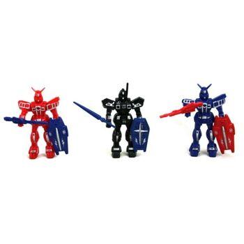 27-41955, Spielfigur Roboter 10 cm, mit Waffen