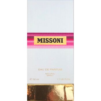 Missoni Women Eau de Parfüm 50 ml