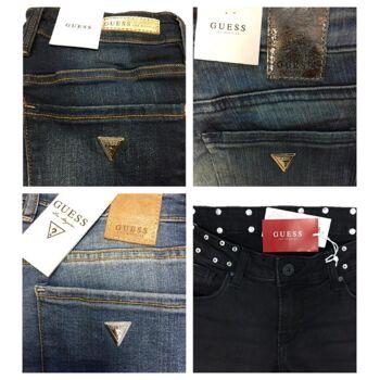 Guess Jeans Damen Marken Hosen Markenjeans Mix Großhandel Kleidung