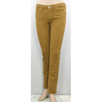 Wrangler Damen Stretch Cordjeans Hose W25L32 Damen Jeans Hosen 22011601