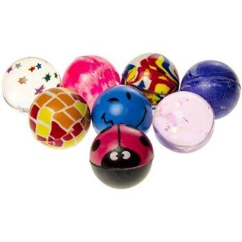 27-40119, Flummi 32mm, Dopsball, Springball, Flummiball
