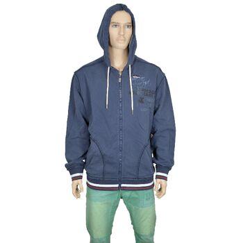 ARQUEONAUTAS Herren Kapuzenjacke Sweat Jacket Jacke übergröße 45021603