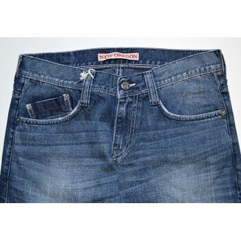 Mustang New Oregon Slim Fit Jeans Hose W32L34 Jeans Hosen 13071401