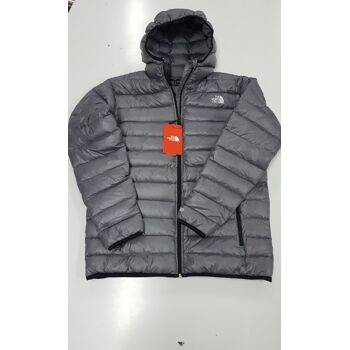 THE NORTH FACE WINTER JACKETS - ASH