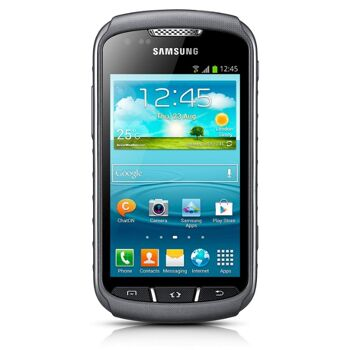 Samsung S7710 Galaxy Xcover 2 Smartphone (10,2 cm (4 Zoll) Touchscreen, 1GHz, Dual-Core, 1GB RAM, 4GB, 5 Megapixel Kamera, Android 4.1) tita