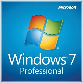 Microsoft Windows 7 Professional 32/64 Bit OEM ESD Vollversion