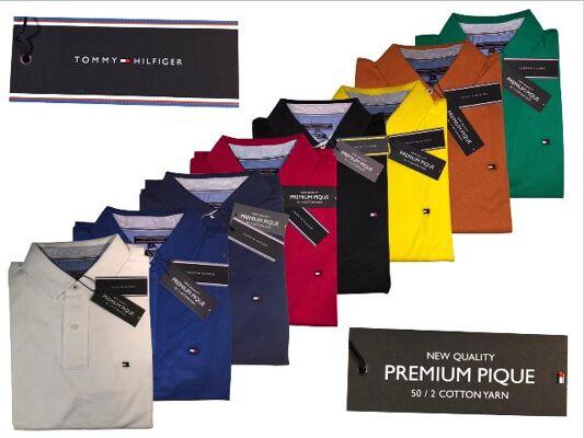 Tommy Hilfiger Polo-Shirts *OVP* *NEU*