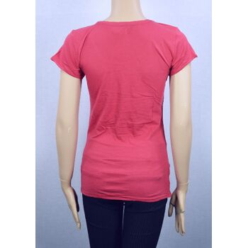 Wrangler Damen T-Shirt Shirt Top Damen T-Shirts Shirts Tops 24071513