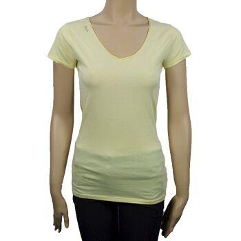 Wrangler Damen T-Shirt Gr.S Shirt Top Damen T-Shirts Shirts Tops 26071500