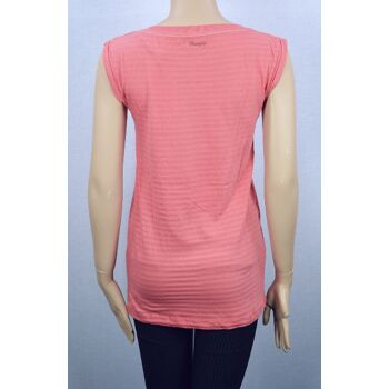 Wrangler Damen T-Shirt Shirt Top Damen T-Shirts Shirts Tops 26071501