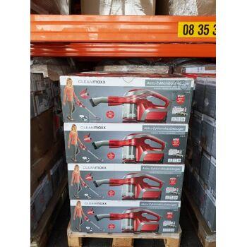 CLEANmaxx Akku-Zyklon Staubsauger 2in1 14,8V inkl. Multi Zubehör