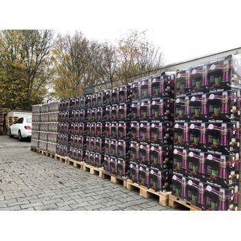 CLEANmaxx Akku-Zyklon Staubsauger Premium 3in1 14,8V - Farbe WEISS/SILBER