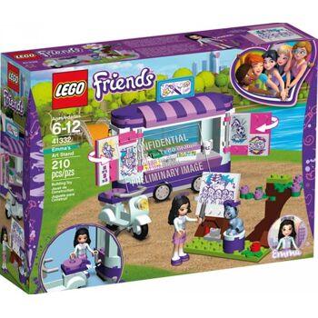 LEGO® Friends Emmas rollender Kunstkiosk
