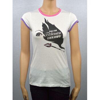 RARE Rag Recycle Damen kurzarm T-Shirt Damen T-Shirts Shirt Shirts 26101402