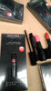 Kosmetik Lippenstift Classic Red , Mascara Black, Shisara Lipstick Candy Rose