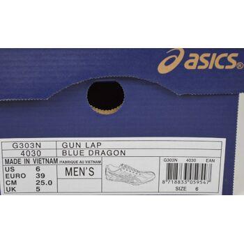 Asics Gun Lap G303N Herren Laufschuhe Sportschuhe Asics Herren Schuhe 49051705