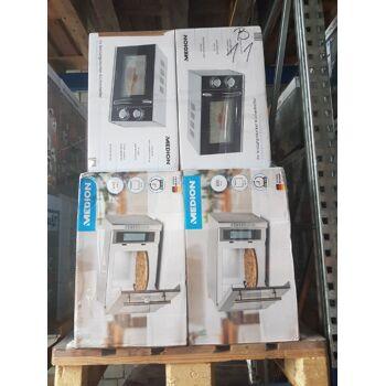 MEDION Mikrowelle MD18351 700-800 Watt 17-20 Liter