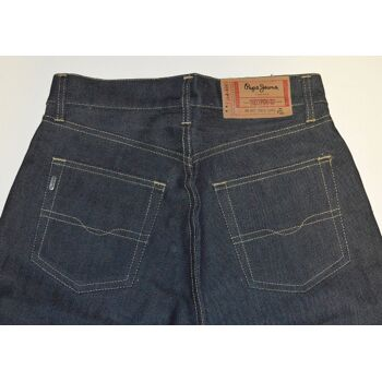PEPE Jeans London M2 M122 Regular Fit Low Rise Pepe Jeans Hosen 14011503