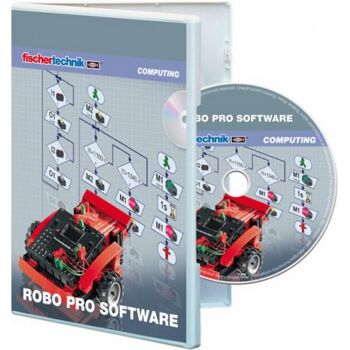 Fischertechnik Robo pro Software, 1 Stück