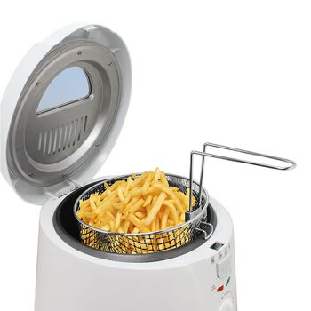 Fritteuse Friteuse Frittöse Fritöse 2 Liter 2000 W Cool Touch
