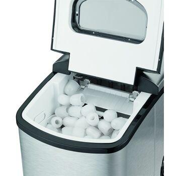 Edelstahl Eiswürfelmaschine Eiswürfelbereiter Icemaker Eiswürfel