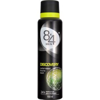 A 8x4 Deo Spray Discovery Men