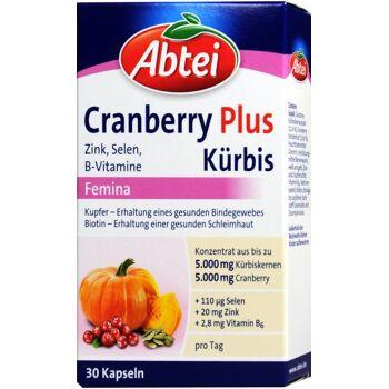 Abtei Kürbis Cranberry Plus