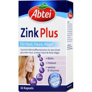 Abtei Zink Plus Vitalstoff