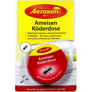 Aeroxon Ameisenköder Dose