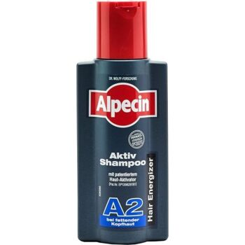 Alpecin Aktiv Shampoo A2 - Bei Fettender Kopfhaut