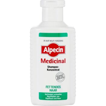 Alpecin Medicinal Konzentrat Shampoo - Fettiges Haar
