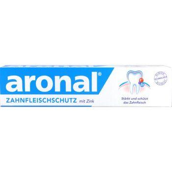 Aronal Zahnpasta mit Zink