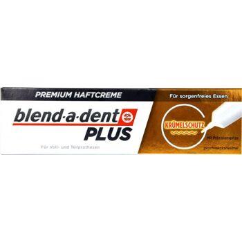 Blend-a-Dent Haftcreme Krümelschutz
