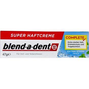Blend-a-Dent Super Haftcreme Extra Stark Frisch